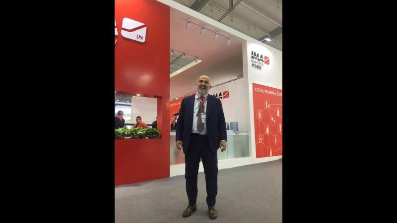 访 伊马包装加工设备(北京)有限公司常务董事 Maurizio Ferretti.mp4