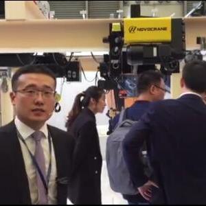 CeMAT2017:访诺威副总经理 接峰先生