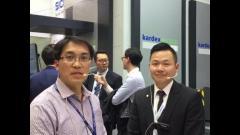 CeMAT2017:访卡迪斯大中华区总经理 萧育亮先生