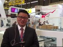 CeMAT2017:访瑞仕格中国CEO谢伟先生