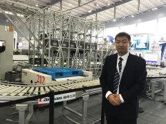 2017秋季药机展 访云南迦南飞奇科技总经理 王晓明先生