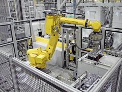 工业机器人开启机加工新局面