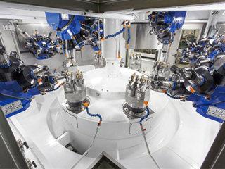 意大利Riello Sistemi利意路柔性机床 生产线Vertiflex 300/450
