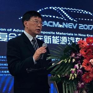 中国机械国际合作股份有限公司董事长张福生先生