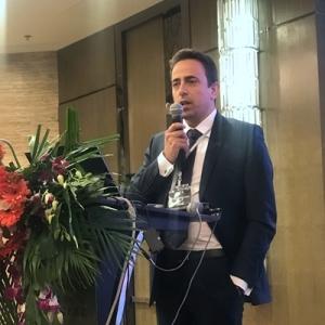 中国恒瑞有限公司副总裁Jordi Arànega先生