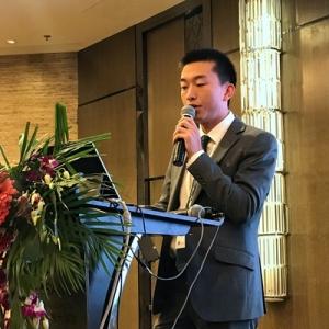 恩格尔工艺和技术发展助理经理刘海涛先生