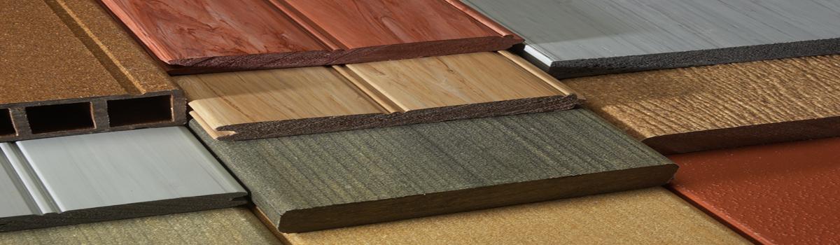 复合材料 木/塑料和木质纤维/塑料