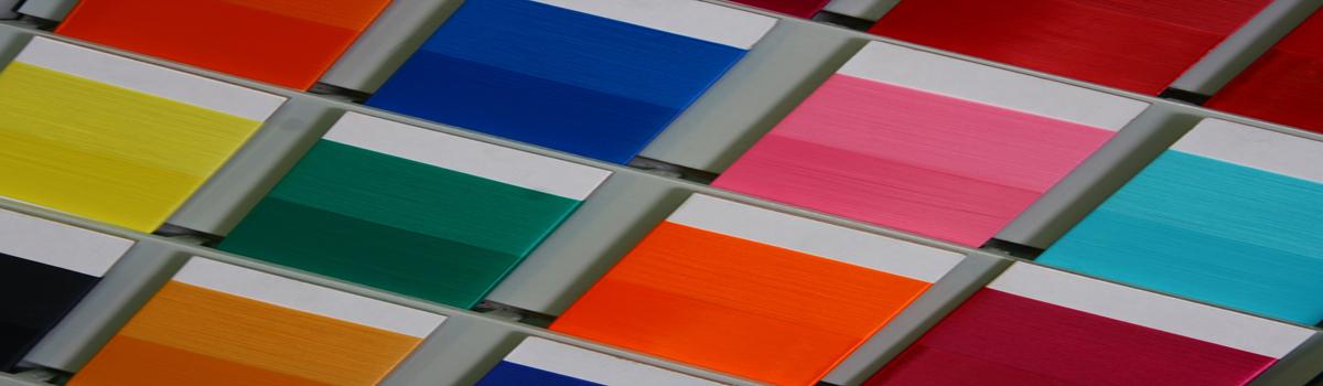 奥美凯的色彩及添加剂母粒应用在纺织业