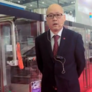 访伊马包装加工设备(北京)有限公司地区经理 赵磊光先生