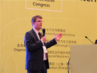 Maximilian Schwalm:电气化交通——电动汽车及合理充电网络的重要需求