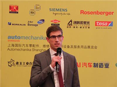 Dominik Raudszus:用于车辆互联和自动驾驶功能开发的工具链
