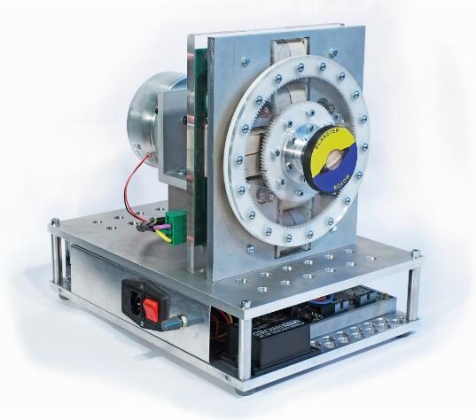 行星齿轮电机是将传动装置和电动机组合在一起而形成的一个结构紧凑、效率高的电力驱动装置