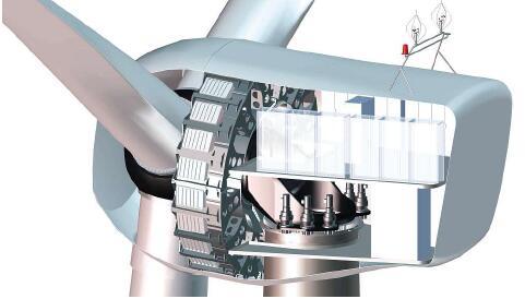 Venpower公司为风力发电设备研发了一种替代原理。虽然新原理还没有明确命名,但已经在每一个发电机模块中进行发电