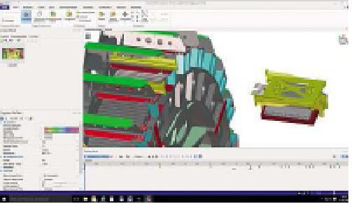 Venpower公司通过使用Solidworks Composer中的视频演示,直观呈现复杂的技术,如安装发电机