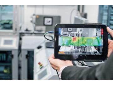 通过数字控制模拟实现联网生产