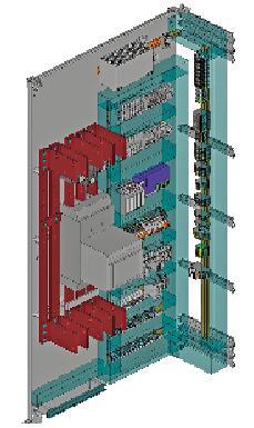 汉萨同盟电力解决方案有限公司(HPS)在配电箱的3D规划设计中使用Eplan Pro仪表板