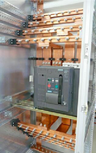 为了构建高功率和强电流配电设备,汉萨同盟电力解决方案有限公司(HPS)在配电设备中使用了相当多的铜材质件