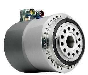 在Galaxie驱动装置里融合着由一个新型的带有动态化单齿的传动装置和一个新研发的高性能电机所组成的一个结构紧凑的空心轴驱动单元