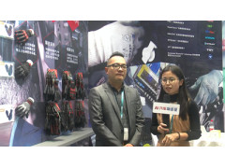2017AMS:访赛立特(上海)安全设备有限公司总经理 唐伟先生和李智锋总监