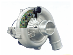 eBooster助力未来高效发动机