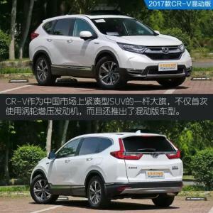 解读本田CR-V混动技术