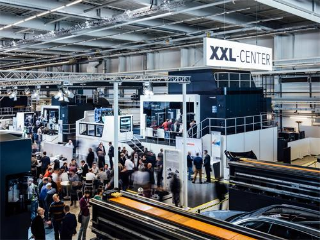 DMG MORI的XXL中心专注于航空航天和模具制造的大型工件加工