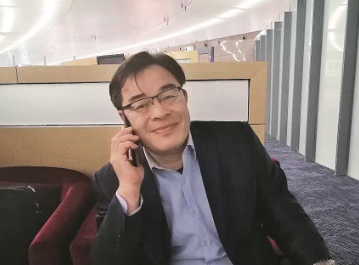 李明,康湃机械贸易(上海)有限公司销售总经理