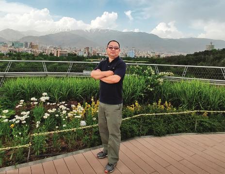 潘达,南京安曼科技有限公司总经理