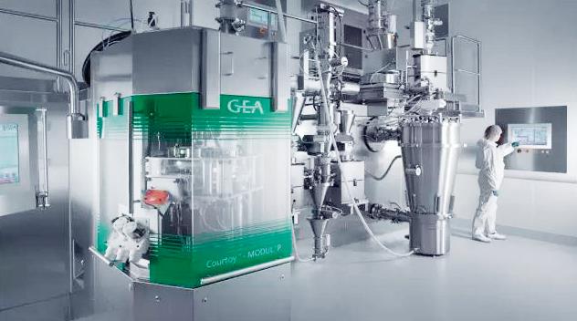 GEA和西门子携手实现连续性生产