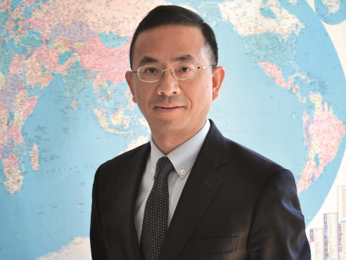 威卡中国区执行总裁刘煌明先生