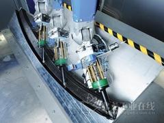 汽车复合材料:交钥匙的自动化生产系统