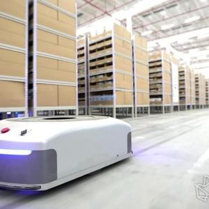 聚焦2017年新经济亮点 智能物流机器人成新风口!