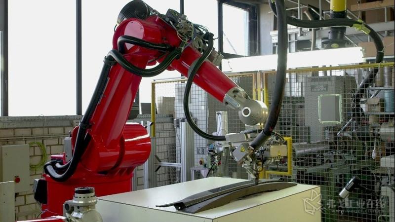 机器人挤出山都平™ TPV