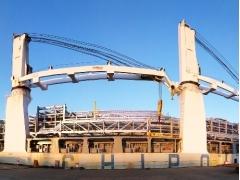 惠生工程EPFC总承包的台塑美国LDPE项目首批模块如期交付