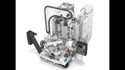 MAG IAS GmbH:SPECHT 500 DUO+系列双主轴卧式加工中心