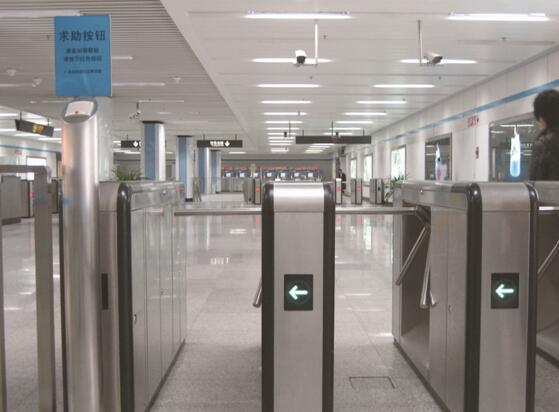 魏德米勒应用于轨道交通AFC系统的一站式解决方案