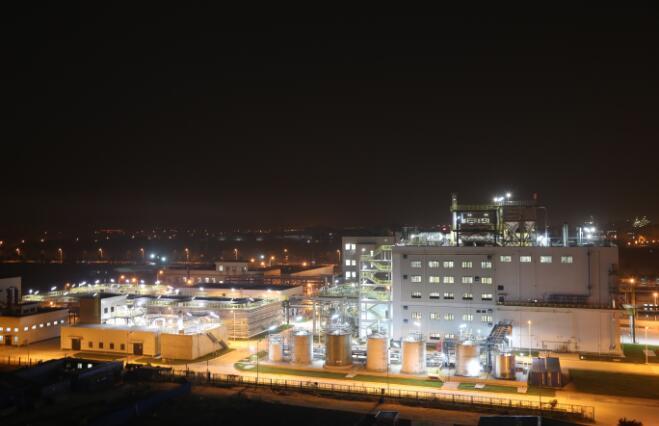 霍尼韦尔张家港生产基地全景