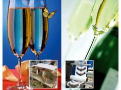 多米诺助力Billet香槟酒标签艳丽持久耐窖藏