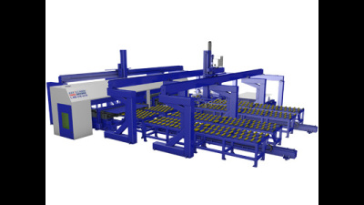大族激光:全自动激光拼焊生产线