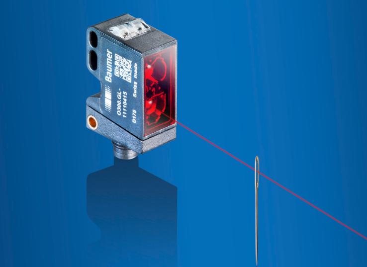 O300激光传感器