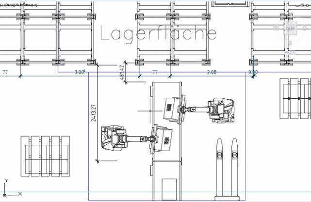 工厂设计方案能够快速、高效且令人信服的实现设备设计布局的3D可视化