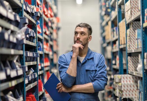 这不再是个惊喜:通过有效的预测性维修管理,合适的配件会在正确的时间出现在企业的库房里