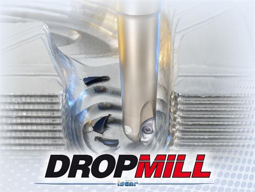 图1 DROP MILL