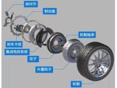 轻量化技术——轮毂电机的那些事儿