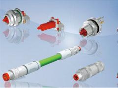 驱动与控制ETHERCAT-P系列连接器