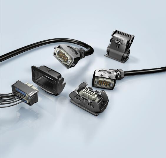 Han-Eco®:采用高性能塑料外壳的连接器系列现已完全符合工业标准Han®B要求