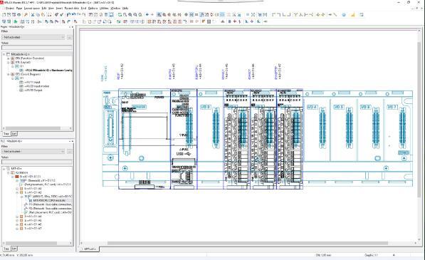 作为一种基于XML的通用性、标准化的数据格式,AutomationML可以表述系统拓扑和结构、图形和逻辑等方面的设计信息。为了显示结构和拓扑信息,AutomationML使用 CAEX(Computer Aided Engineering Exchange)格式, 这是一种基于IEC 62424/IEC 62714的国际数据格式标准。它提供了基本的面向对象的概念,可 于描述工厂和系统架构。AutomationML另外还能帮助传送系统结构,例如机架组件。并且能提供结构合适的、端到端的文档,甚至可以用于服务和