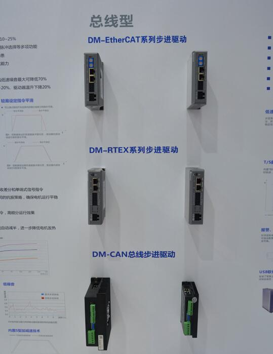 MD3 系列总线型步进驱动系统