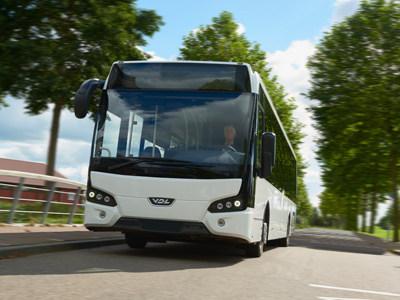 特殊的发泡树脂配方用于轻量化的巴士复合材料部件