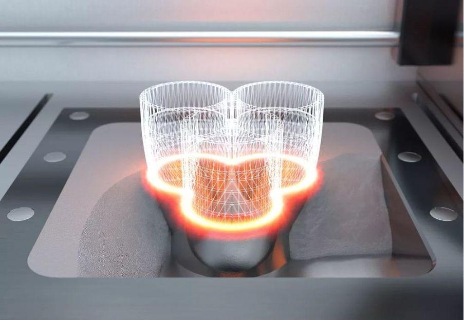 3D打印工艺